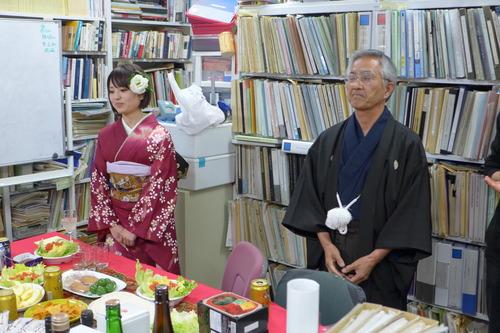 九州大学卒業式挙行!学位授与式も執り行われました。そして謝恩会!!