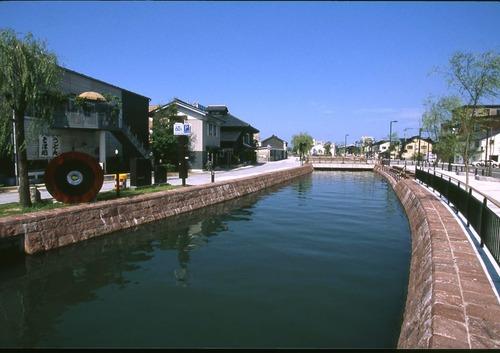 石川県七尾のまちづくり株式会社御祓川をひっぱる森山奈美さん、お元気そうでなによりです!