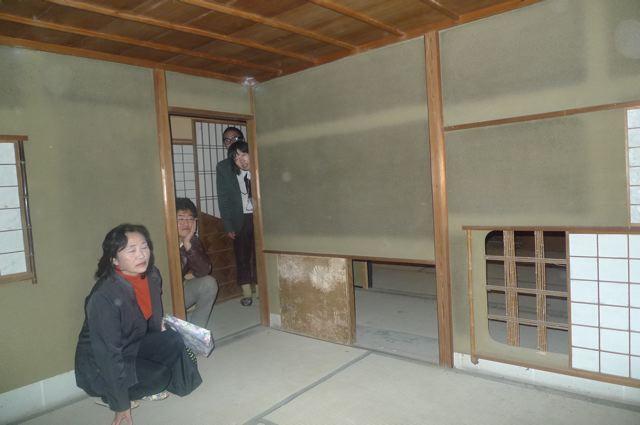 唐津市に遺された近代和風建築の珠玉遺産大島家を緊急視察しました!!