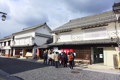広島県府中市上下町の歴史的町並みをフィールドワーク!