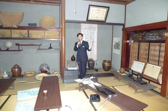 八幡木鶏書院でSOHOアカデミックカフェの勉強会が開講されました。