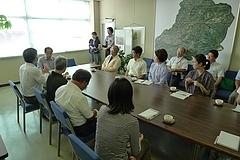 藤原惠洋研究室、多士済々の菊池人と出会い魅力溢れる菊池路を探訪(速報3)