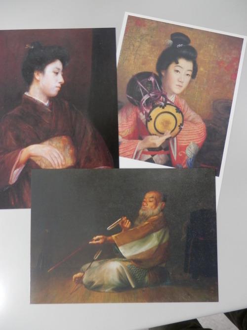 特別展・岡田三郎助 エレガンス・オブ・ニッポン(佐賀県立美術館)を見てきました。2014.10.11