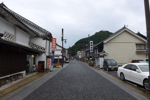 広島県府中市上下町(じょうげちょう)の町並みの凄さ!