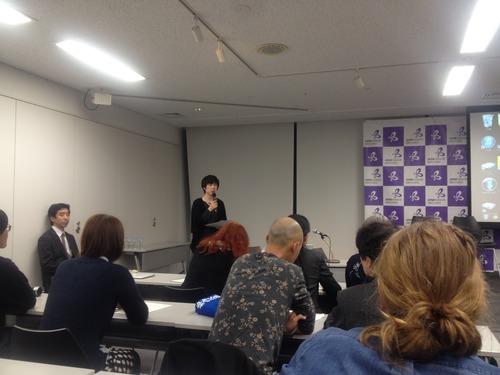 2014.12.11 「Tohokuの未来を創るアートの底力」に参加してきました。