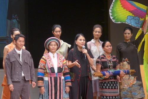 2015年9月20日(日)ベトナムを代表するファッションデザイナー Minh Hanh氏による市民フォーラムが開催されました!
