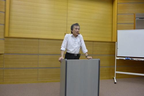 九州大学芸術工学部「芸術文化環境論」(藤原惠洋教授担当)学外演習が実施されました!