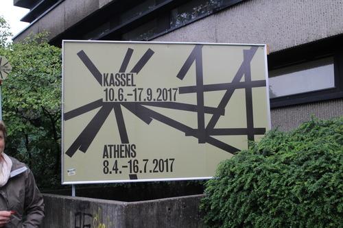 ドイツのカッセルで開催されているドクメンタ14(Documenta14, Kassel)に行きました!