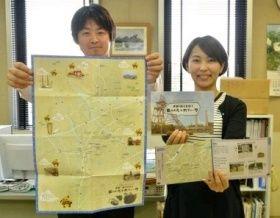 西日本新聞掲載記事!炭都・田川の「まち歩きガイドブック」 写真や地図で紹介 [福岡県]
