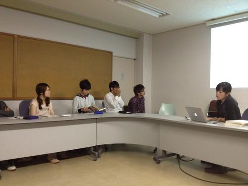 2012.5.24第三回環境・遺産プロジェクト演習Ⅲ その1