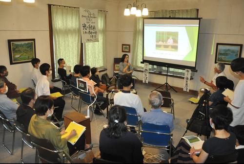 「〈光の絵画〉を通して自由の値を考える」第1回公開講座を2020年6月27日(土)午後開催!