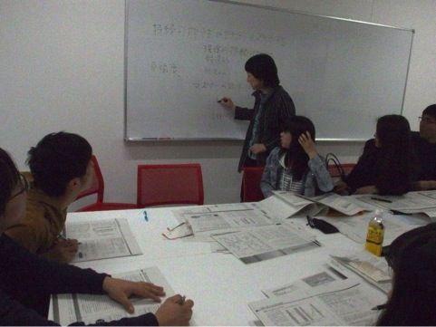 「環境遺産デザインプロジェクト3」4/28(火)の授業が行いました。