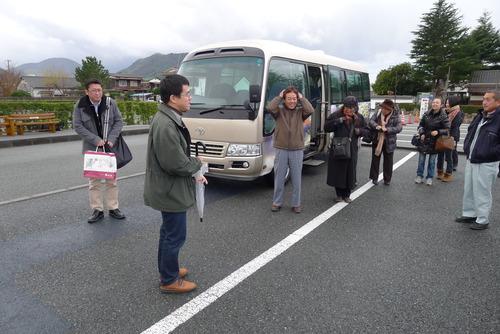 菊池たてもの応援団、山口県萩市の萩まちじゅう博物館をゆく!松田公伸さんから、嬉しい感想が届きました。