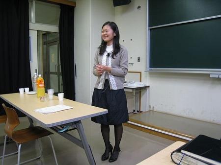 The Bauen Camp報告会感想(藤原先生)