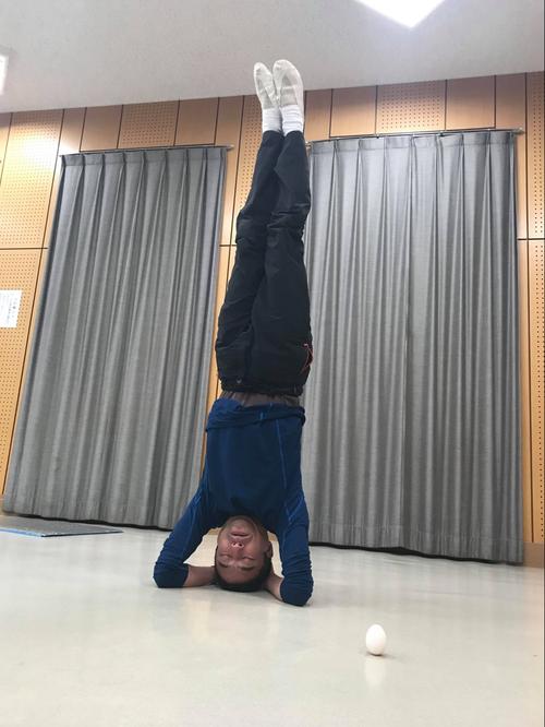 体奏家・野口体操インストラクラー新井英夫氏のつぶやき