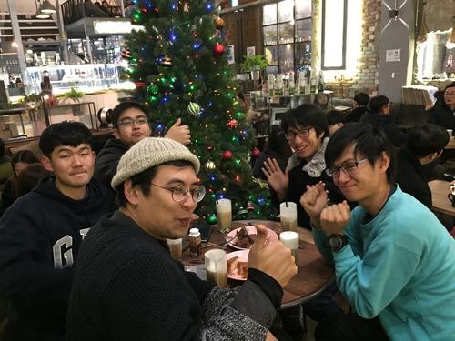 Lim(林享柱)くん、韓国への帰国歓送会、2月12日(火)夜、近づく!