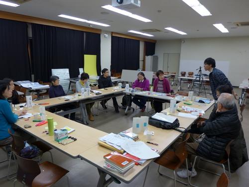 「尹東柱の詩を読み継ぐ2015」第10回実行委員会が行われました。2015.1.19(月)
