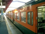 前橋駅電車