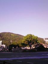 徳島の青空