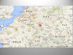 ハイデルベルグ地図
