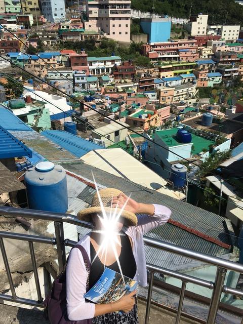 甘川文化村追加 168