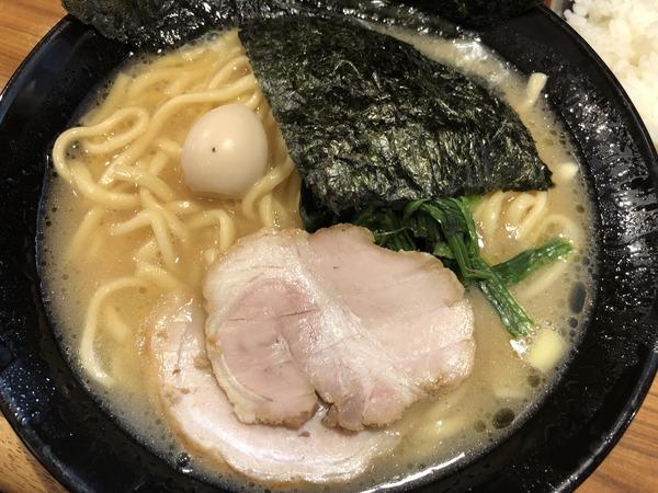 【マネー現代:家系記事公開記念】丸武家@東武練馬~ラーメンは本炊きに限るけど