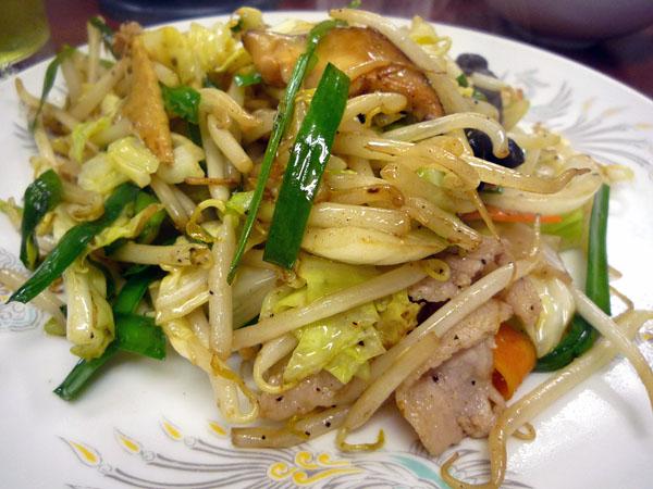 野菜炒め@まき