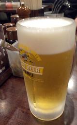 いっきキリン一番搾り生ビール