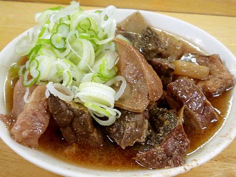 はまかぜ1号店牛モツ煮込みUP@平和島競艇場