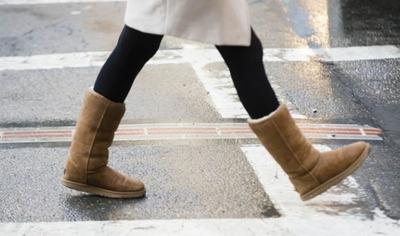 男性が思う女性の「NG防寒コーデ」・・・ムートンブーツ、ぽんぽん付きニット帽など