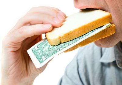【急募】男の1人暮らしの平均的な食費