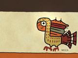 ナスカ(風)壁紙
