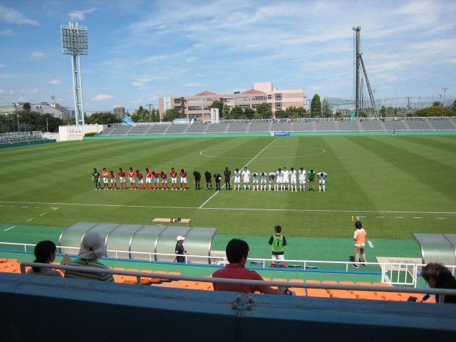 第46回関東サッカーリーグ1 Vivo en Yokohama:関東リーグ1部・第12節(観戦記