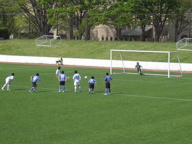 第46回関東サッカーリーグ1 Vivo en Yokohama:関東リーグ1部・第04節 東邦チ