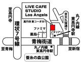 東高円寺ロサンゼルス_地図