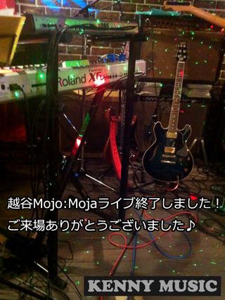 130923_越谷MojoMojaライブ
