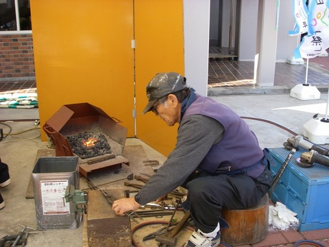 日本の鉄文化、たたらの歴史フォーラム その2