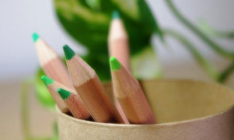 グリーン鉛筆