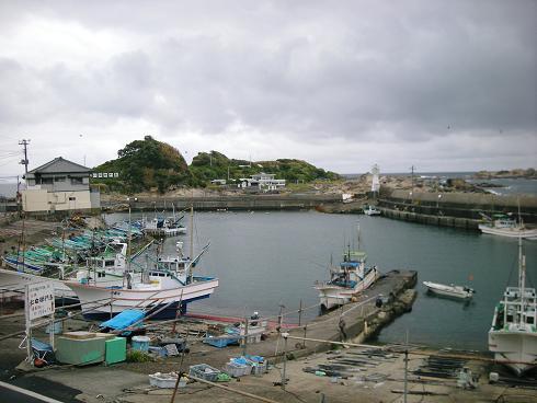 2009 5 5 太海港