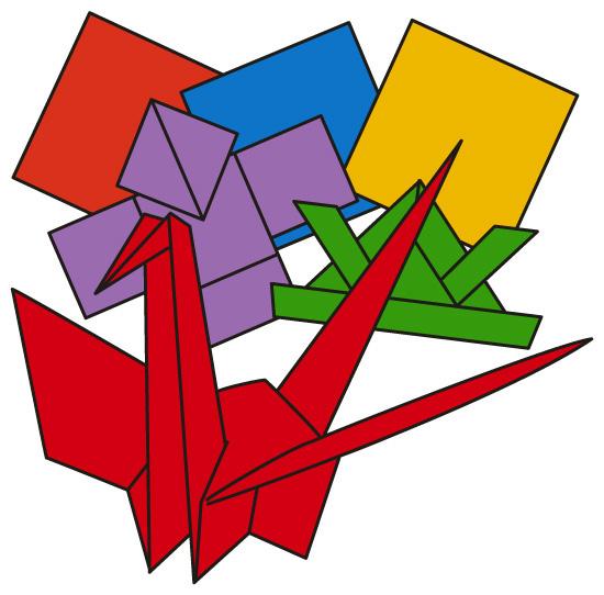ハート 折り紙 折り紙シャツ折り方 : divulgando.net