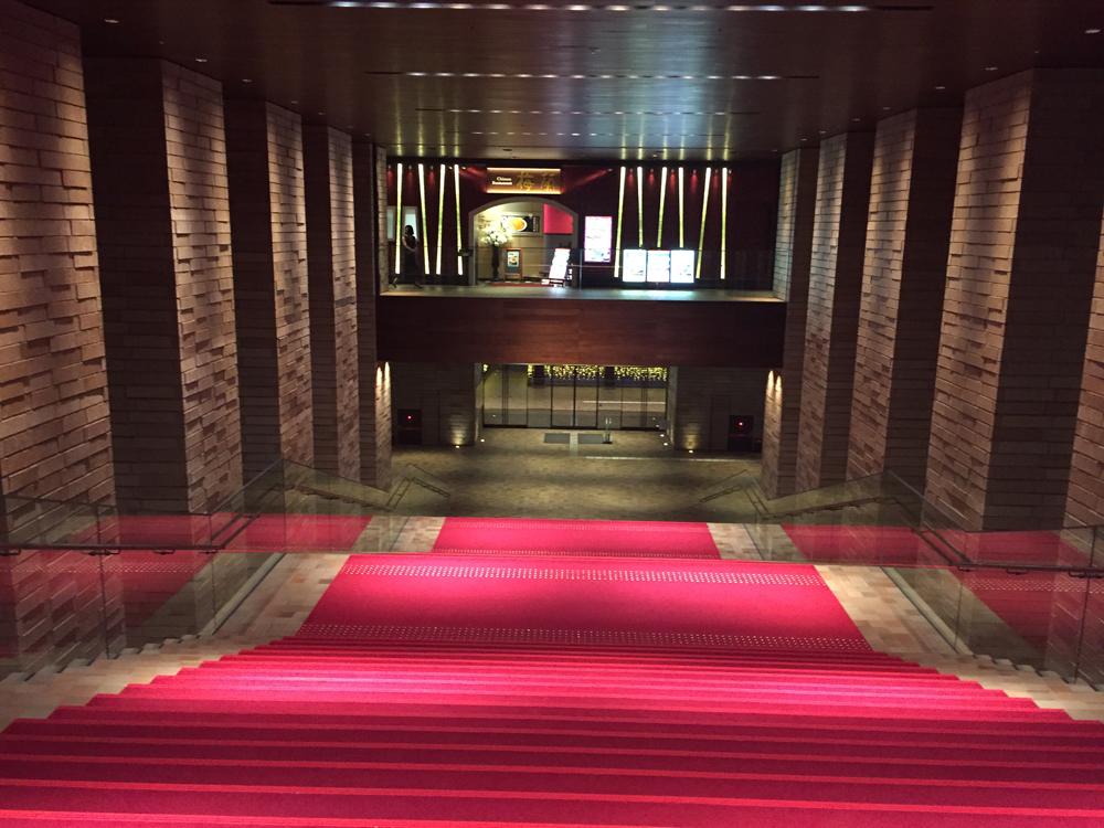 フェス階段