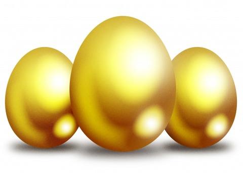 027_金の卵