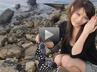 パコパコママ 女医・西川○子に似た美人巨乳熟女が野外露出 中西香織 無料サンプル動画