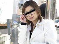 天然むすめ 無料サンプル動画 めがね素人 ~プライベートメガネに精子をぶっかけたい!~ 杉本レイナ