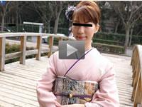 パコパコママ 無料サンプル動画 ザーメンまみれの和服妻 坂口香織