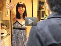 パコパコママ 無料サンプル動画 美熟女の部屋でハメまくり ~透け透けボディコン微熟女~ 京本かえで