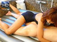 パコパコママ 無料サンプル動画 熟女競泳水着 ~バツイチ子持ち現役ソープ嬢~ 春名蘭