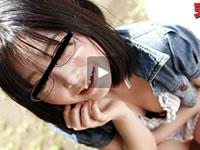 天然むすめ 無料サンプル動画 めがね素人 ~ロリ顔のめがねっ娘~ 秋山陽菜