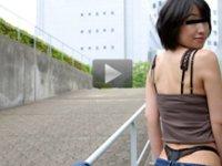 パコパコママ 無料サンプル動画 夏本番!激ヤバ衣装で街中を露出徘徊する人妻 第三弾 小倉ねね