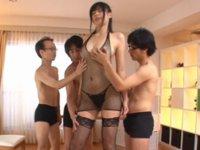 一本道無料サンプル動画 長身のオンナ、181cm 青山沙希